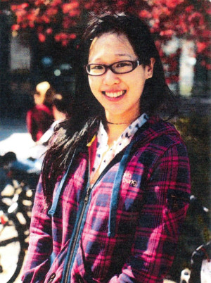 LAPD handout photo of Elisa Lam