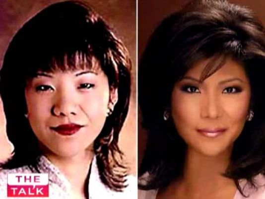 "Julie Chen Says Having Surgery to Look ""Less Asian"" Helped Her Career"