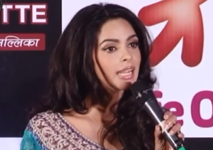 8A 2013 12 01 MallikaSherawat screenshot 300x211 Viral Like SARS: Bollywood Star Mallika Sherawat Shouts at Reporter Over Women's Rights