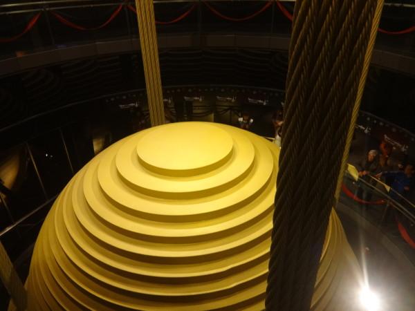 Taipei 101 Damper