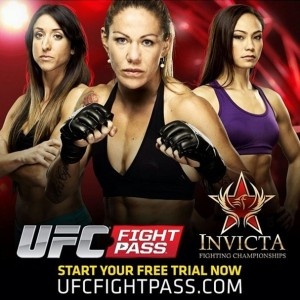 Invicta FC8: Waterson vs. Tamada set for Sept. 6