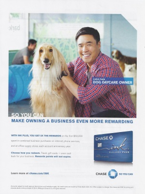 "Asian American Commercial Watch: Randall Park is not a ""Dog Daycare Owner"""