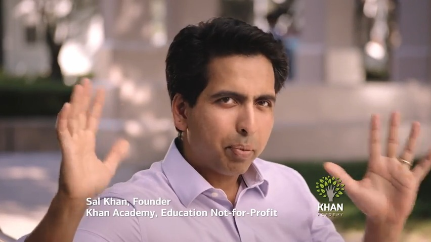 Asian American Commercial Watch: Partnering with Khan Academy to bring you BetterMoneyHabits.com