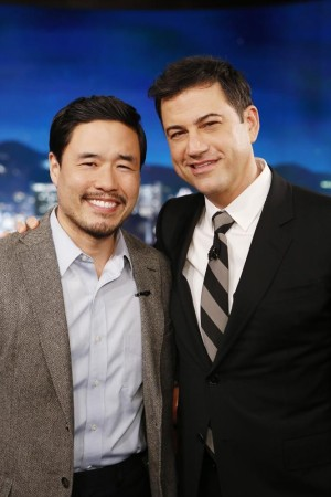 Randall Park of 'Fresh Off the Boat' & 'The Interview' on 'Jimmy Kimmel Live'