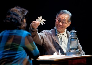 8$: George Takei: Allegiance on Broadway and the Japanese American National Museum Legacy Project