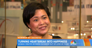 The Today Show: Love with Food's Aihui Ong - After divorce, woman turns love of food into booming business