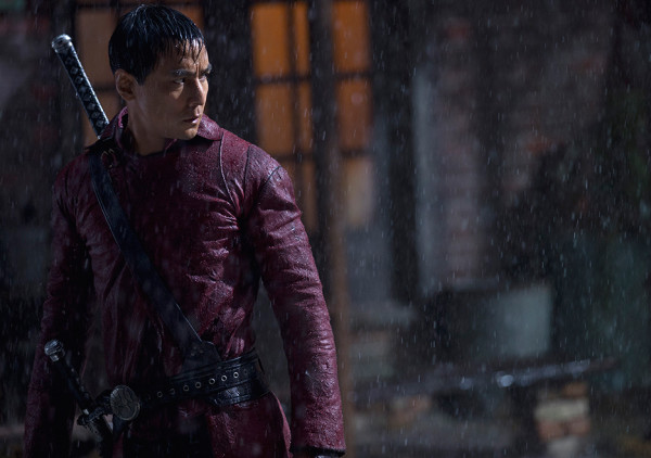 Daniel Wu - Into the Badlands (2) - Photo Credit AMC