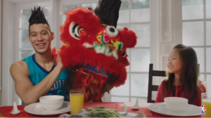 "Asian American Commercial Watch: NBA ""Dining Table"" - Happy Chinese New Year"