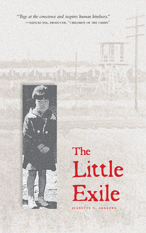 Giveaway: The Little Exile by Jeanette Arakawa