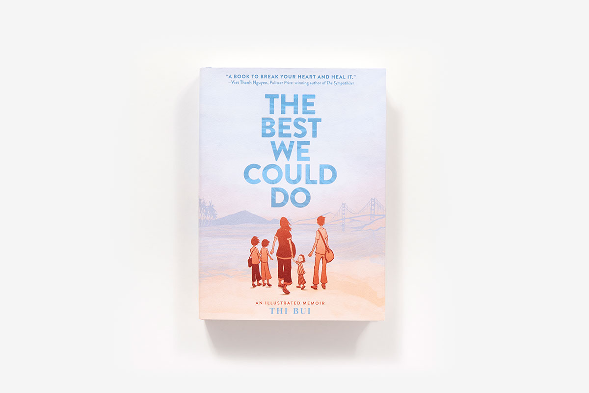"8Books Review: ""The Best We Could Do"" by Thi Bui"