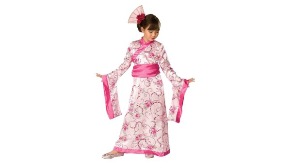 Can an Asian American Dress Up as a Geisha for Halloween?