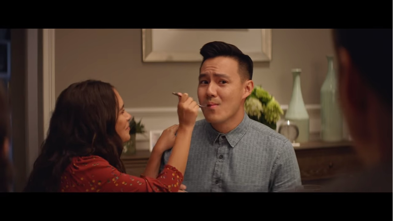 "Asian American Commercial Watch: Panda Express' ""Breaking the Ice"""