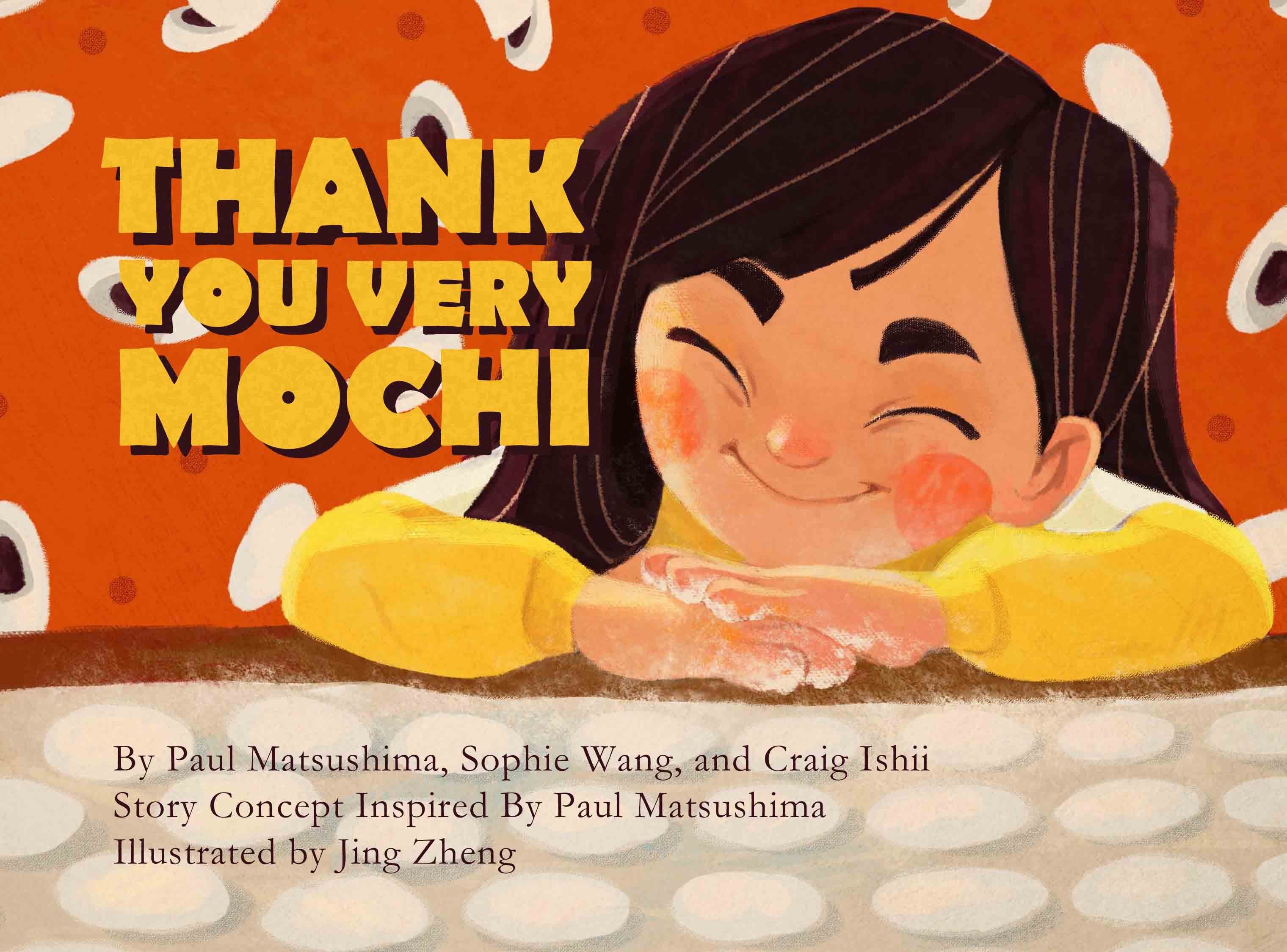 8Books Review: 'Thank You Very Mochi' by Paul Matsushima, Sophie Wang, and Craig Ishii