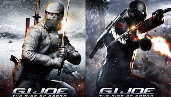 Is Snake Eyes (from G.I. Joe) Asian?