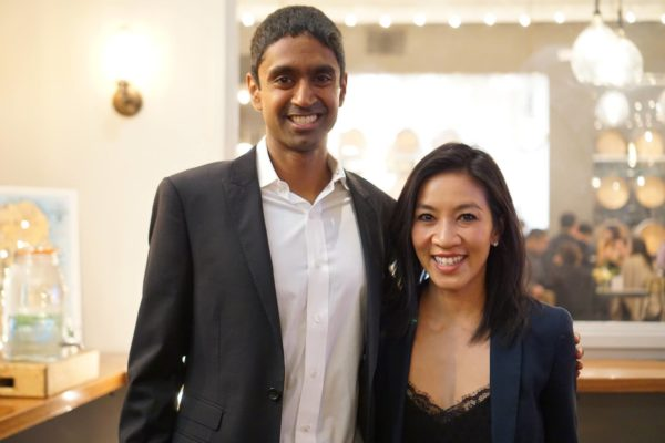 Michelle Kwan Endorses Vivek Viswanathan for California State Treasurer