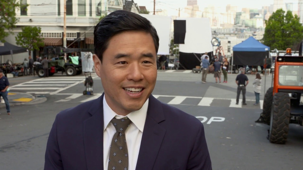 Randall Park is awesome as Agent Jimmy Woo in 'Ant-Man and the Wasp'